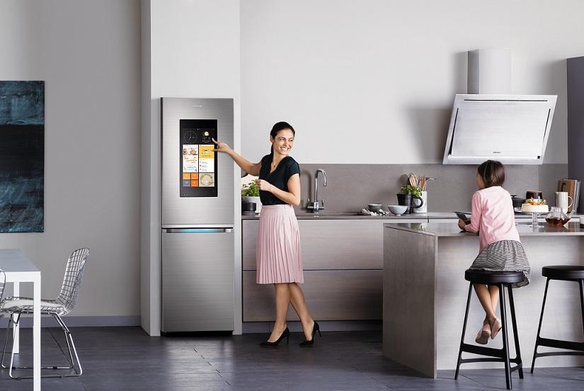 Samsung: Die mit dem Kühlschrank sprechen - ChannelObserver
